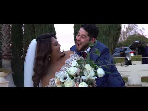 Ian & Ashley: Cinematic Wedding Film at Sacramento Grand Island Mansion, CA