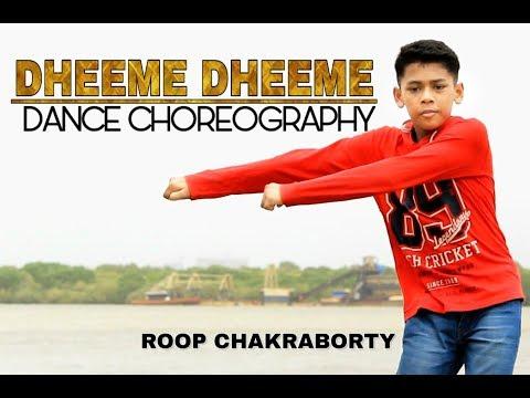 Dheeme Dheeme | DANCE CHOREOGRAPHY | CREATIVE ARTS STUDIO