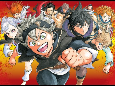 Black Clover - Chapter 94