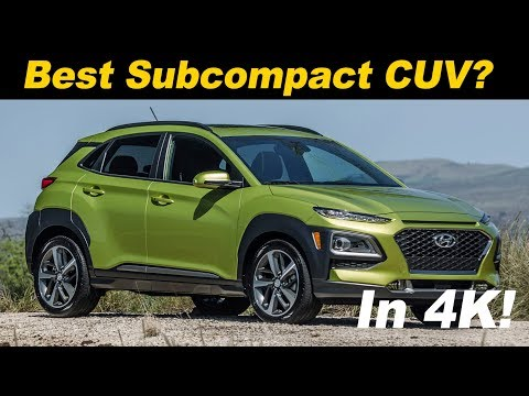 2018 / 2019 Hyundai Kona 1.6L Full Review and Comparison