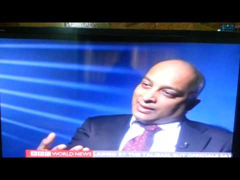 Prashant mali on BBC World News talking on Facebook & Section 66A of IT Act,2000 controversy