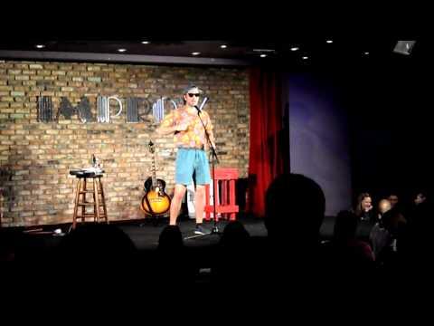 Jon Lajoie  Show Me Your Genitals  at the Houston Improve