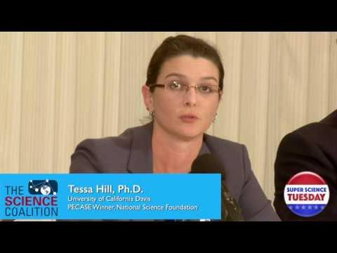 Tessa Hill, Ph.D., University of California, Davis