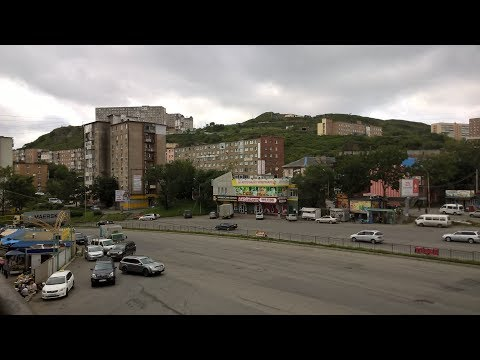 В районе Баляева . Владивосток