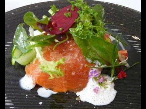 Recettes de salades compos es d 39 t des entr es froides for Entrees froides simples et originales