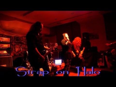 Strap on Halo - Reflections ~ live @ Leipzig ~ Near Dark over Europe - Vanity Noire