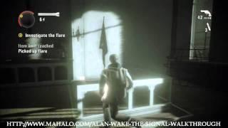 Alan Wake: The Signal Walkthrough - Part 3