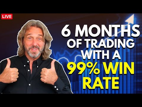 6 Months Of Trading With A 99% Win Rate