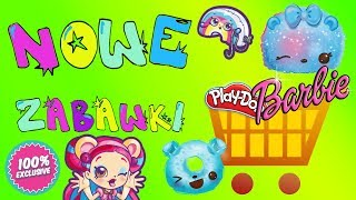 Haul zakupowy • Play Doh • Barbie • Ready2Robot  • kreatywne zabawki