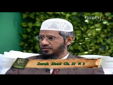 ramadhaan a date with dr zakir episode guide  PART 11