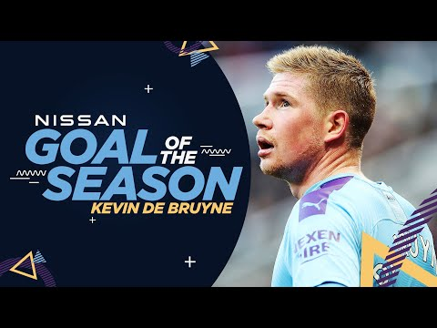 NISSAN GOAL OF THE SEASON | 19/20 | KEVIN DE BRUYNE