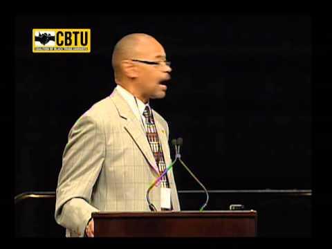 CBTU President-Rev. Terry Melvin:Highlight Clip 4