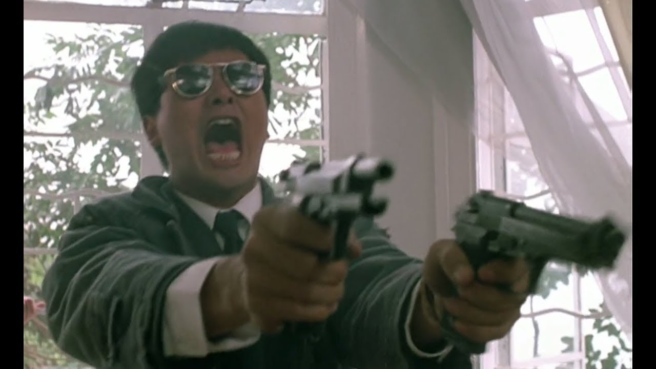 Download A Better Tomorrow II    英雄本色 2   Epic Final Shootout Scene   1080p