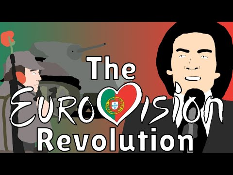 When the Eurovision Song Contest ended a Dictatorship