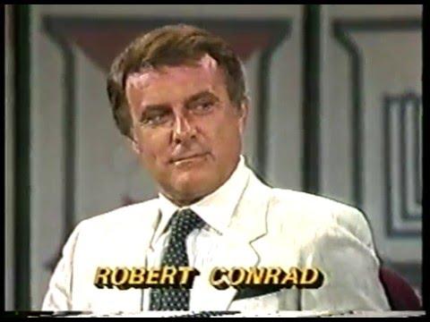 Olympics - 1984 Los Angeles - ABC Interview - Frank Gifford & Robert Conrad   imasportsphile