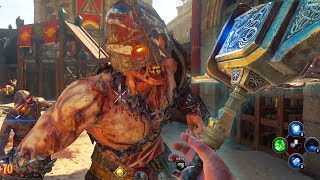 BLACK OPS 4 ZOMBIES IX GAMEPLAY! (Call of Duty: Black Ops 4 IX Zombies)