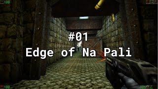 UNREAL: Return To Na Pali   Walkthrough Gameplay   #01 Edge of Na Pali