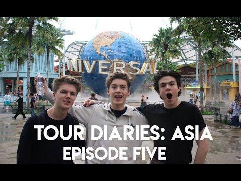 New Hope Club - Tour Diaries: Singapore Mp3