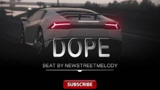 [FREE] *DOPE* Trap Beat Instrumental | Banger trap beat | By Newstreetmelody