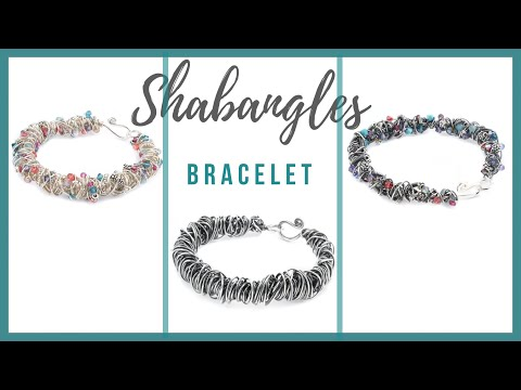 Shabangles Bracelet Tutorial - Beaducation.com