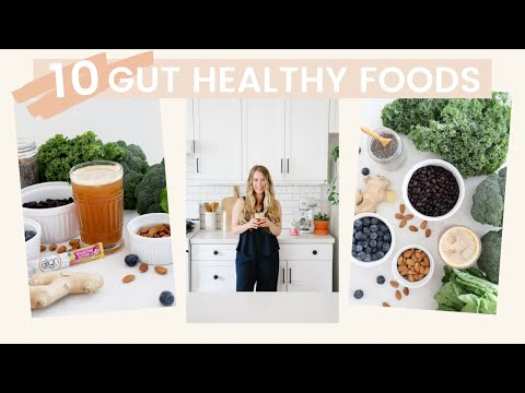 10 Great Foods Permanently Gut Health