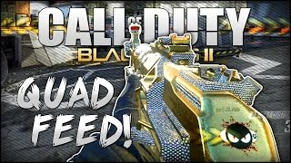 """Flawless Match! - Black Ops 2 Live - Diamond """"AN-94"""" Multiplayer Gameplay (CoD BO2)"""