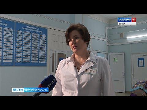 О мерах профилактики против коронавируса в Кирове(ГТРК Вятка)