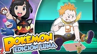 ¡Chispas en la oscuridad! |#25| Pokemon Luna (N3DS) en Español
