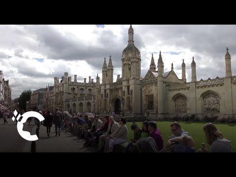 Cambridge University: A Tour with Reiss Akhtar