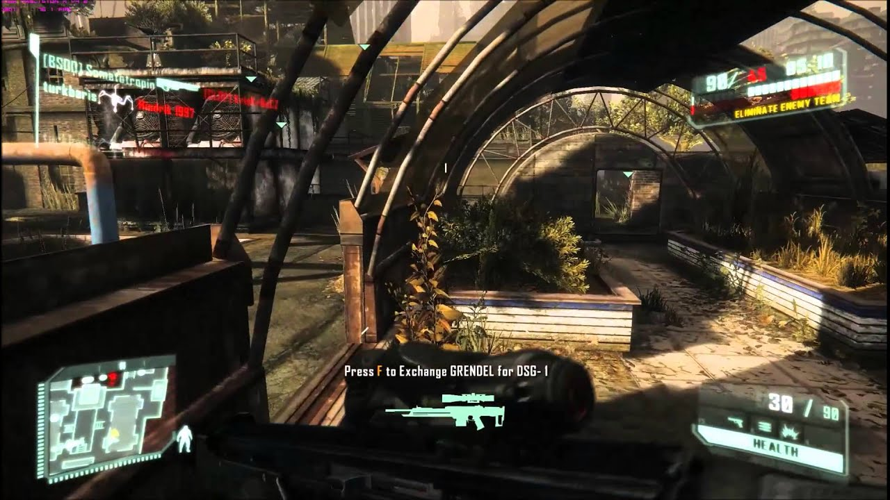 how to get multiplayer for crysis 64bit