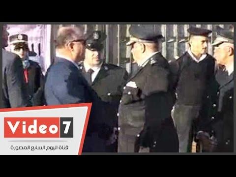 اليوم السابع : بالفيديو.. إجراءات أمنية مشددة بلجنة