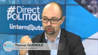 #DirectPolitique avec Thomas Guénolé