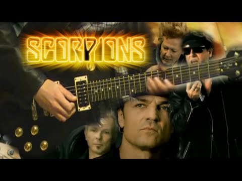 Humanity - Scorpions - Full Guitar Cover [HD] (Bruno Felipe)