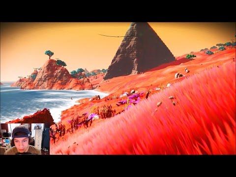 """variation has improved"" No Man's Sky - planet review - ""Worngufar"""