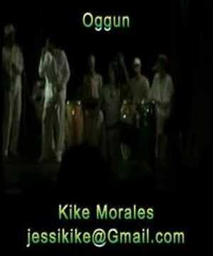Kike Afro Rumba Son Salsa Shows Columbia Oggun