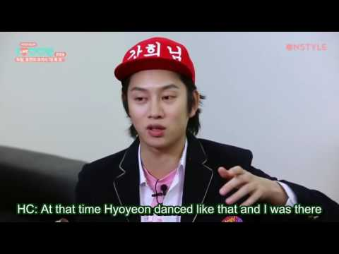 "[Eng Sub] HY10MLIKES FUNNY Part 8 ""Heechul's first impression of Hyoyeon"""