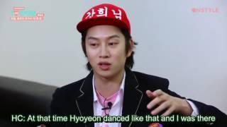 "[Eng Sub] HY10MLIKES FUNNY Part 8 ""Heechul"