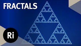 Fractals: The Geometry of Chaos - Christmas Lectures with Ian Stewart