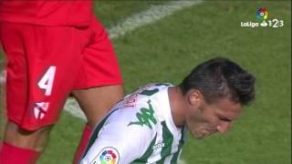 Resumen de Córdoba CF vs Sevilla Atlético (0-1)