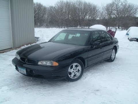 1997 pontiac bonneville ssei youtube 1997 pontiac bonneville ssei youtube