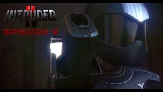 Toonami - Intruder II Episode 02 (HD 1080p)