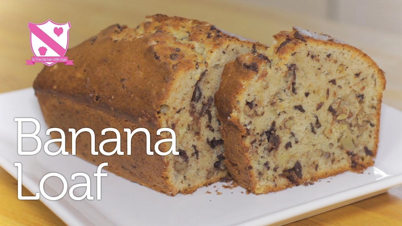 Chocolate banana loaf recipe youtube chocolate banana loaf recipe forumfinder