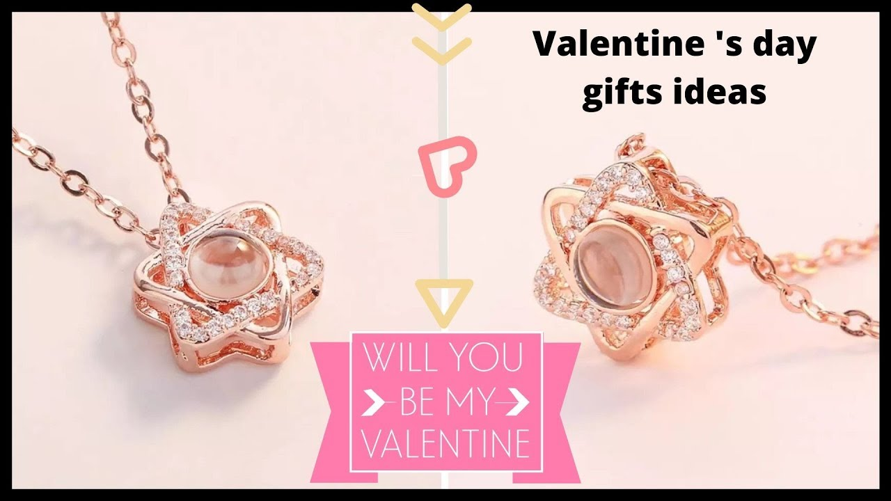 Valentine Day Jewelry Set For Lovers Valentine Gifts For Him Her 2020 Stavfashion Youtube