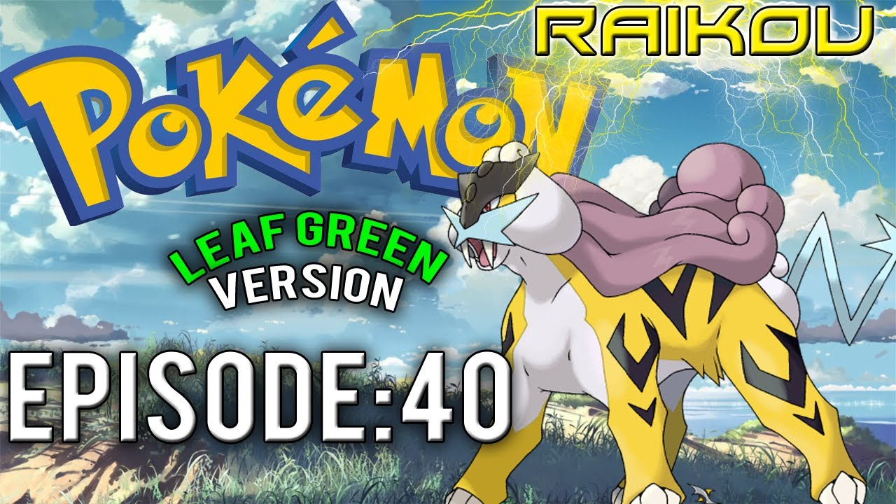 pokemon leaf green how to get growlithe