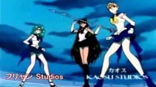 Sailor Moon Sacrifice Trailer