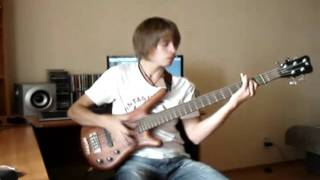 Ronald Jenkees Bass Cover