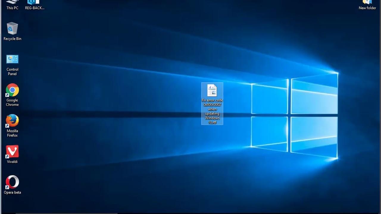 Код ошибки 0x80070002 в Windows  что обозначает и как