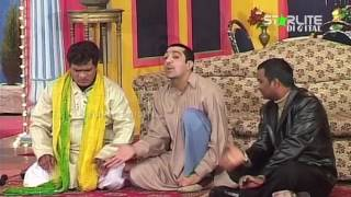 Best Of Zafri Khan and Tahir Anjum New Pakistani Stage Drama Full Comedy Funny Clip | Pk Mast