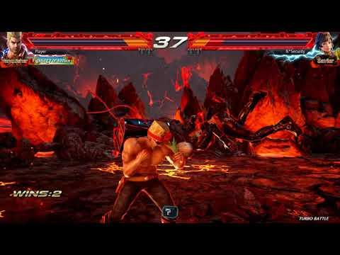 Open challenge; Tekken 7 Paul Phoenix Turbo Battle