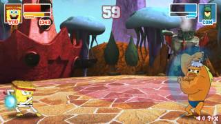 Mortal Kombat  Спанч Боб   (VS)    Планктона  (Spanch bob)